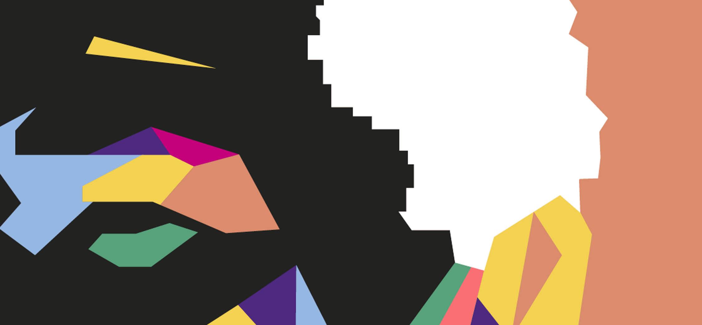 Orione n. 20 - Periferie - Fondazione Sinapsi - Omaggio a Nelson Mandela, illustrazione di Bruna Pallante.
