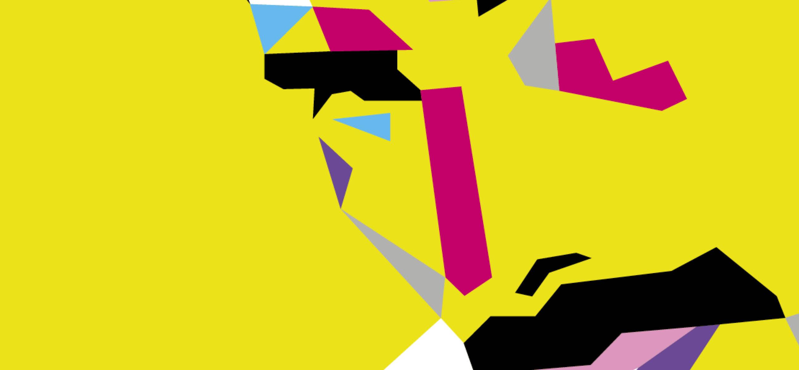 """Per la copertina Orione n. 22 """"Genere"""", Illustrazione di Bruna Pallante, omaggio a Freddy Mercury"""